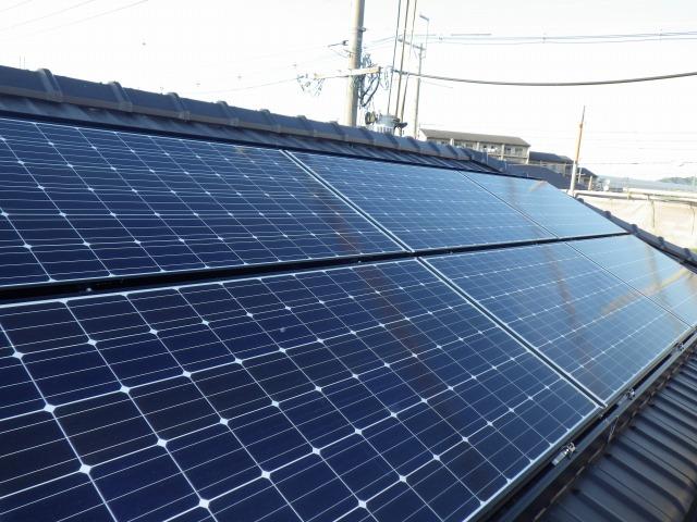太陽光発電 パナソニック製